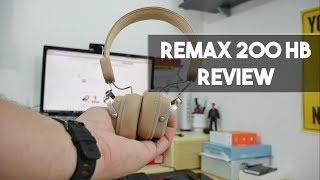 Fone de ouvido REMAX 200HB - Review em 2 minutos