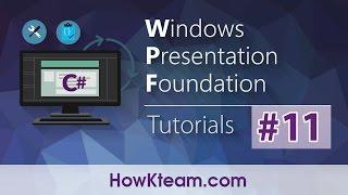 [Khóa học lập trình WPF] - Bài 11: WrapPanel   HowKteam