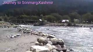 Journey to sonmarg from magam,srinagar!! kashmir