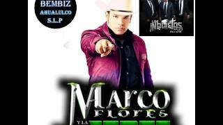 Marco Flores Ft Los Inquietos Del Norte - Requisito Americano 2016