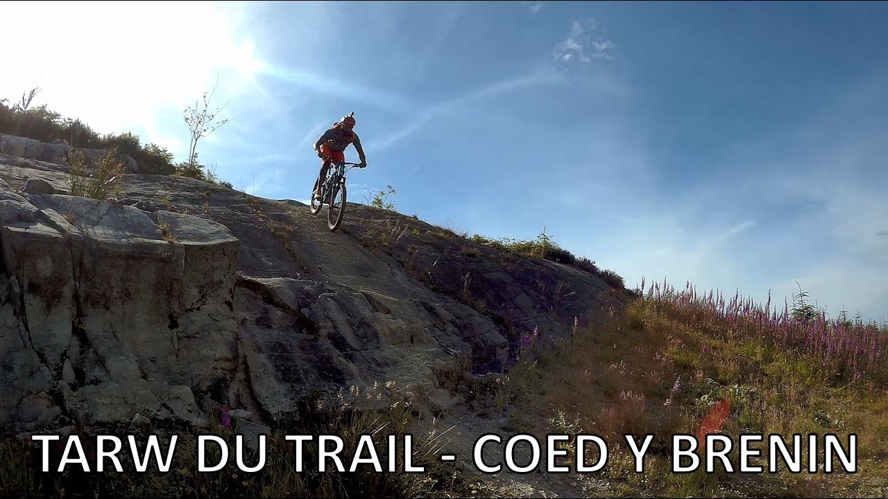 ede260527df Coed Y Brenin MTB - Your guide to the Tarw Du trail - YouTube