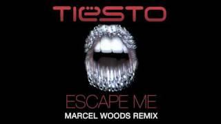 Tiësto feat. C.C. Sheffield - Escape Me (Marcel Woods Remix)
