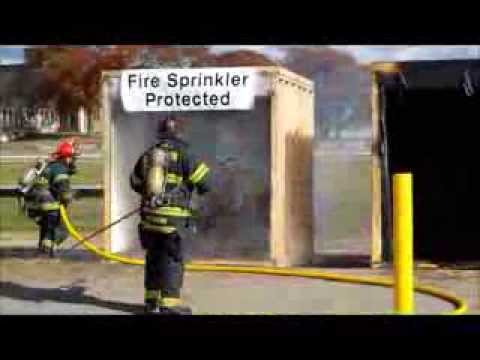 Brockton Fire Department's Controlled Burn To Demo