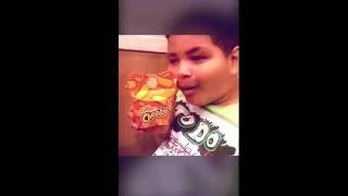 First Time Tasting The Mac n Cheetos from Burger King