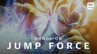Jump Force Hands-On at E3 2018