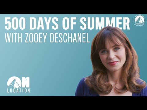 "Zooey Deschanel Talks ""500 Days Of Summer"" 