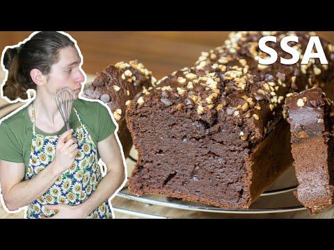recette-cake-fondant-au-chocolat-(sans-sucre,-sans-beurre)