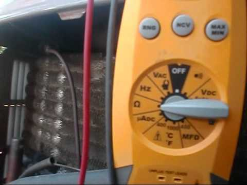 hqdefault heat pump defrost board ambient & coil sensor test youtube  at n-0.co