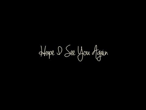 Emily James - Hope I See You Again (Official Music Video)