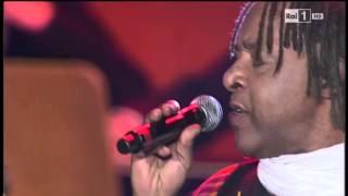 "Gregg Kofi Brown - Rai 1 ""Shadow"" live 6 /1/ 2016"