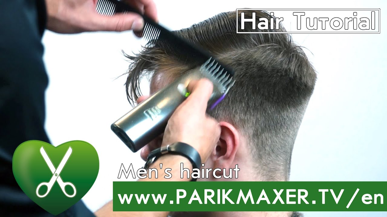 Top Hairstyle For Men 2017 Parikmaxer Tv English Version