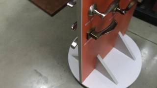 видео Morelli Luxury ручки на розетке