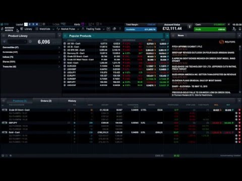 Trade the financial markets using CFDs - CMC Next Generation trading platform
