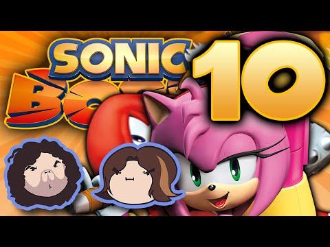 Sonic Boom: Rootin' Tootin' - PART 10 - Game Grumps