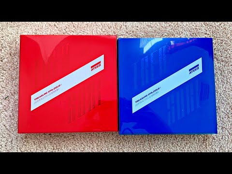 Download ❤️💙Unboxing ATEEZ 에이티즈 Treasure Epilogue: Action To Answer A+Z Versions Mp4 baru