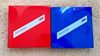 Gambar cover ❤️💙Unboxing ATEEZ 에이티즈 Treasure Epilogue: Action To Answer [A+Z Versions]