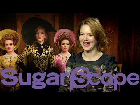 Holliday Grainger chats 'Cinderella' and 'Mean Girls'