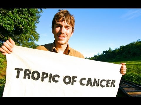 Tropic of Cancer Programme 1 - the Mexican drug war