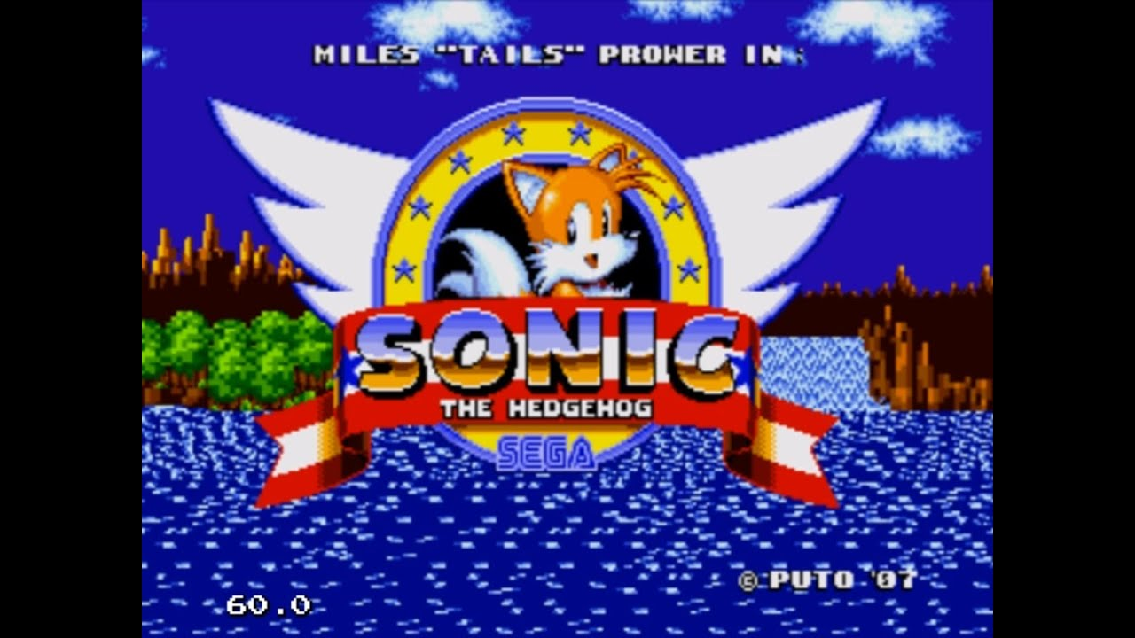 Miles Tails Prower in Sonic 1