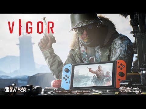 Vigor – nintendo switch release trailer