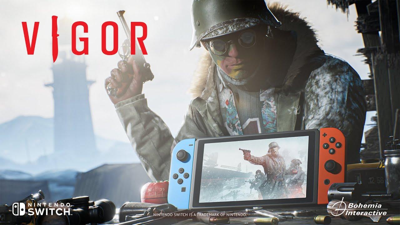 Release Trailer για το Vigor
