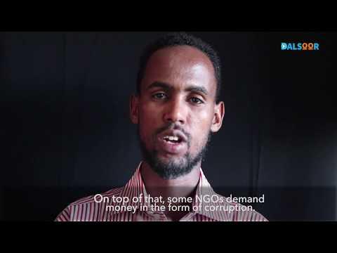 Musuqmaasuqa Soomaaliya - Corruption in Somalia