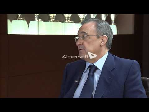 Florentino  Perez - Interview