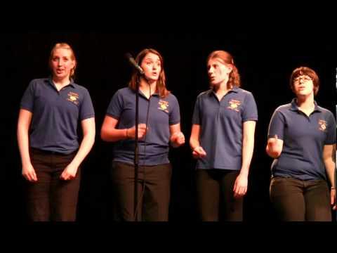 Swing Choir - I Return to Music