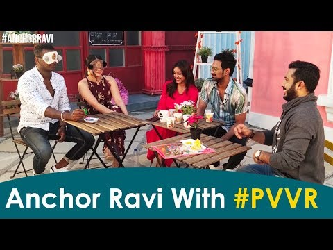Anchor Ravi With