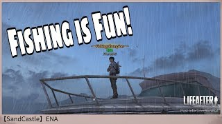 LifeAfter:[Fishing Champion] How to achieve Fishing Champion title Gameplay, Best Guides