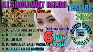 Dj Sholawat Religi 2021 Muhammad Ibni Abdillah slow bass