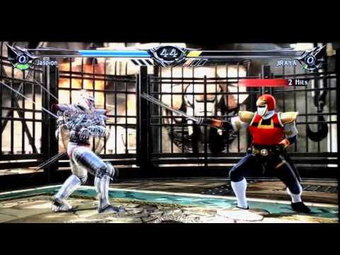 Scv - creation : Jaspion vs Jiraya