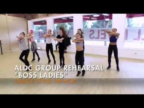 Dance Moms - Group Rehearsal - Boss Ladies #2 (S6,E18)
