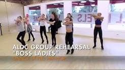 Dance Moms - Group Rehearsal - Boss Ladies #2 (S6,E18)