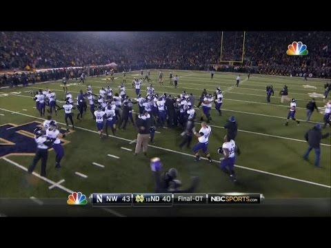Northwestern Wildcats Football: The Cardiac
