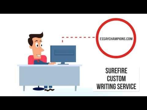 Essaychampions.com - Surefire Custom Writing Service