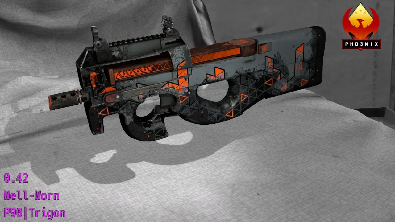 P90   Trigon - CS:GO Stash