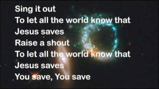 Jesus Saves - Tim Hughes (with lyrics)