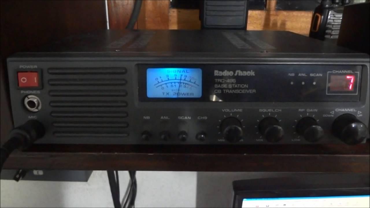 RADIO S TRC-495 - YouTube on