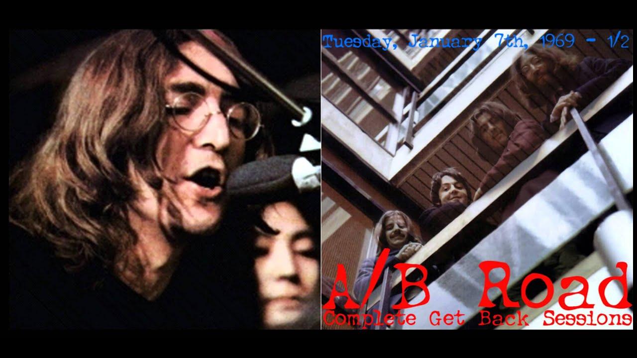 The Beatles - The Get Back Sessions (Part 1) (Jan 02 - Jan 14) (Twickenham  Film Studio)