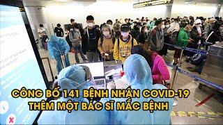 Việt Nam có 141 bệnh nhân nhiễm virus corona sau khi thêm 7 ca mới trong đó có 1 bác sĩ
