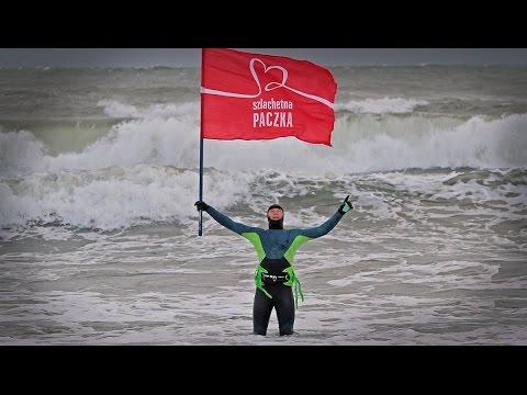 SZLACHETNA PACZKA x Maciek Rutkowski - Windsurfingowe Łamanie Barier