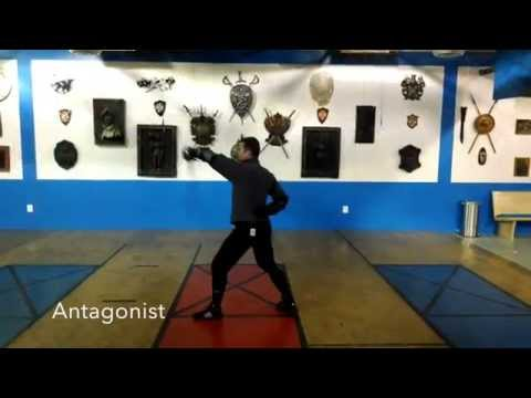 Virginia Academy of Fencing Angelo Broadsword Lessons 1 - 5