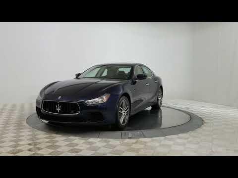 2017 Maserati Ghibli Carrollton TX EX251030