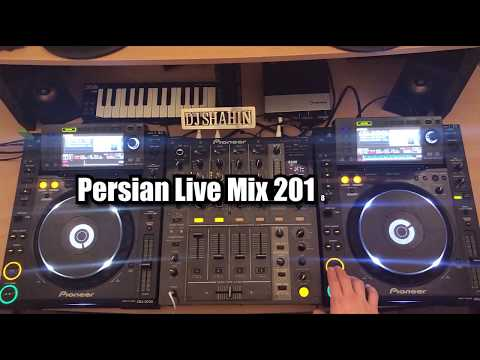 New Persian Live Mix 2018 16 DJShahin Persian DJ Best Persian Mix 2018