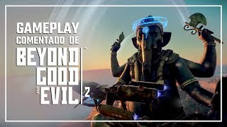 Beyond Good and Evil 2  - Gameplay Comentado Del Juego
