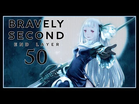 Let's Play Bravely Second: End Layer [Blind] - #50 - Badehaus ahoi