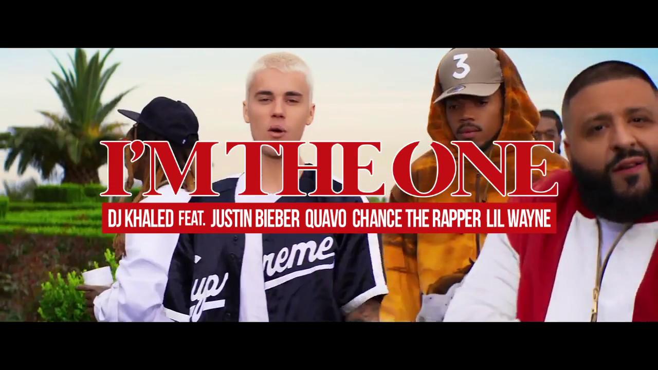 DJ KHALED - I'm the One ft. Justin Bieber, Lil Wayne, Chance the Rapper, Quavo (teaser) - YouTube