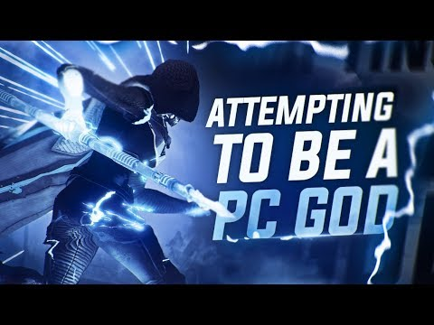 Destiny 2: Attempting to Become a PC PVP God