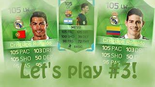 Открываем наборы в Fifa 16 UT! Let